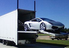 automobile shipping services